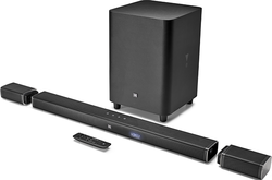 JBL - JBL Bar 5.1 Kablosuz Bluetooth Soundbar Ses Sistemi